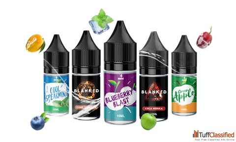 Want to buy various vape juice flavours in India?