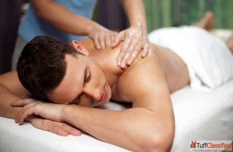 Make Yourself Feel Better With Male To Male Massage Service In Delhi.