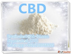 Hot sell Chinese High purity CBD white powder,high quality a...