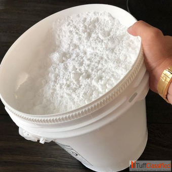 Pure cbd Isolate Powder (99.99% Tested Purity)