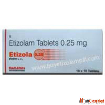 Buy cheap etizolam pills with exciting discounts!! Hurry Up!! Limited Offer!!