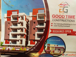 CHITRADA New Launching Apartment 2 BHK and 3 BHK Flats