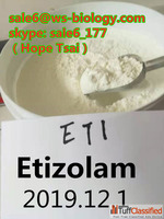 Chinese factory supply top quality etizolam,eti powder 40054...