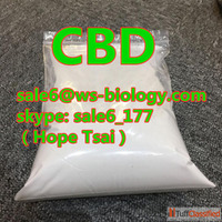 factory supply strong CBD,CBD powder 13956-29-1 sale6@ws-bio...