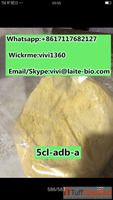 Strongest Cnnabinoid 5cl Yellow Powder 5cladba 5cl-adb-a (wh...