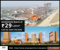 New commercial projects in Chandigarh