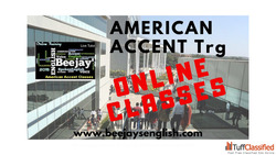 Beejays Online Skype American Accent Training with Live Tuto...