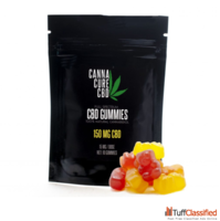 Cannacure CBD MultiVitamins 12PC
