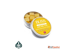 Bliss Pineapples – 200mg