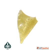 BLACK WIDOW SHATTER- SATIVA (AAAA) BY THE GREEN SAMURAI