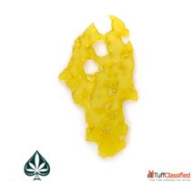 BLACKBERRY OG SHATTER – INDICA DOMNIANT HYBRID (AAAA) BY THE...