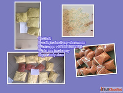 Selling 5fmdmb2201 yellow /orange powder from China in stock...