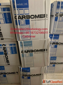 China Manufacturer Ready to Ship Competitive Price Carbomer Carbopol 940 CAS 9007-20-9 for Hand Sani