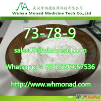 China Supply Wholesale Price CAS 73-78-9 Lidocaine hydrochlo...