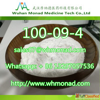 China Factory High Purity 99% CAS 100-09-4 p-Anisic acid