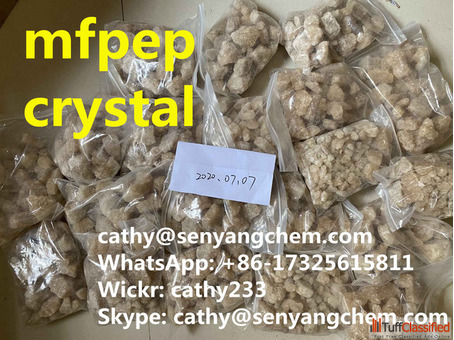 Mfpep Crystal for Laboratory Research Factory Price and Safe Delivery Better Than EU/Eutylone