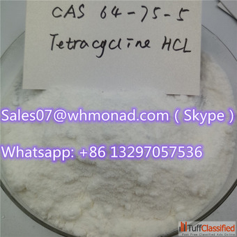 100% Quality Guarantee Cas 64-75-5 Tetracycline HCL