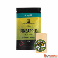 TWISTED EXTRACTS – PINEAPPLE JELLY BOMB
