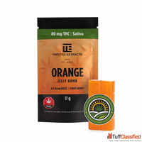 TWISTED EXTRACTS – ORANGE JELLY BOMB