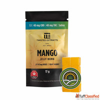 TWISTED EXTRACTS – MANGO JELLY BOMB