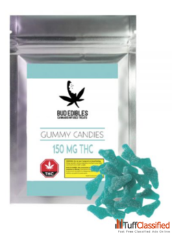 BUD EDIBLES – BLUE BIG FOOT