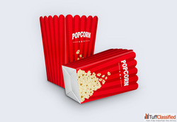 Wholesale Popcorn Boxes for Your Business | CDB