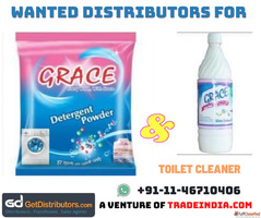 Toilet Cleaner & Detergent Powder Distributorship