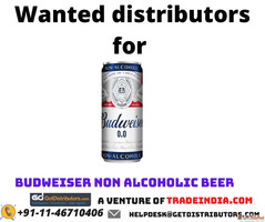 Budweiser Non-Alcoholic Beer Distributors