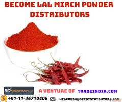 Become Lal Mirch Powder Distributors