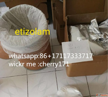 Etizolam white crystal powder etizolam sell well wickr:cherr...