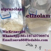 Factory supply ET et etizolam alprazolam powder in stock saf...