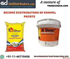 Wanted Enamel Paints Distributors