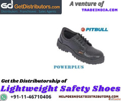 Get the Distributorship of Lightweight Safety Shoes