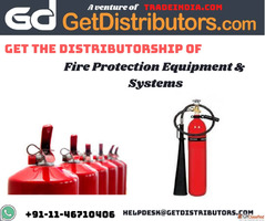 Get the Distributorship of Fire Protection Equipment & S...