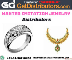 Wanted Imitation Jewelry Distributors