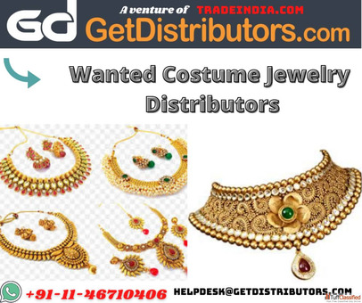 Wanted Costume Jewelry Distributors