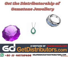 GetDistributors offers Gemstone Jewelry distributorship oppo...