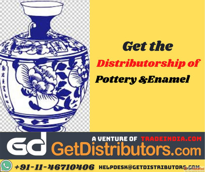 Get the Distributorship of Pottery