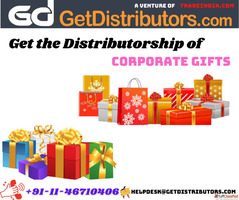 Get the Distributorship of Corporate Gifts