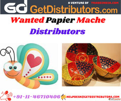 Wanted Papier Mache Distributors