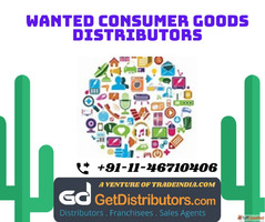 Wanted Consumer Goods Distributors