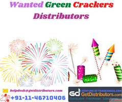 Wanted Green Crackers Distributors