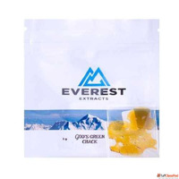 EVEREST SHATTER (16) AND BUDDER (13)