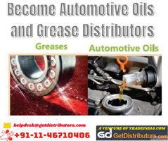 Become Automotive Oils and Grease Distributors