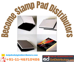 Become Stamp Pad Distributors