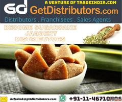 Become Sugarcane Jaggery Distributors
