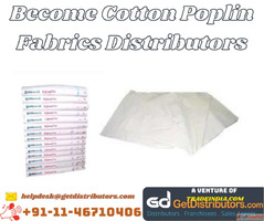 Become Cotton Poplin Fabrics Distributors
