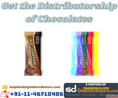 Get the Distributorship of Chocolates