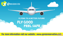 Best Price on Airlines Ticket Booking with Xpress Reservatio...