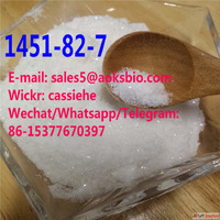 China Factory supply 2-Bromo-4-Methylpropiophenone CAS 1451-...